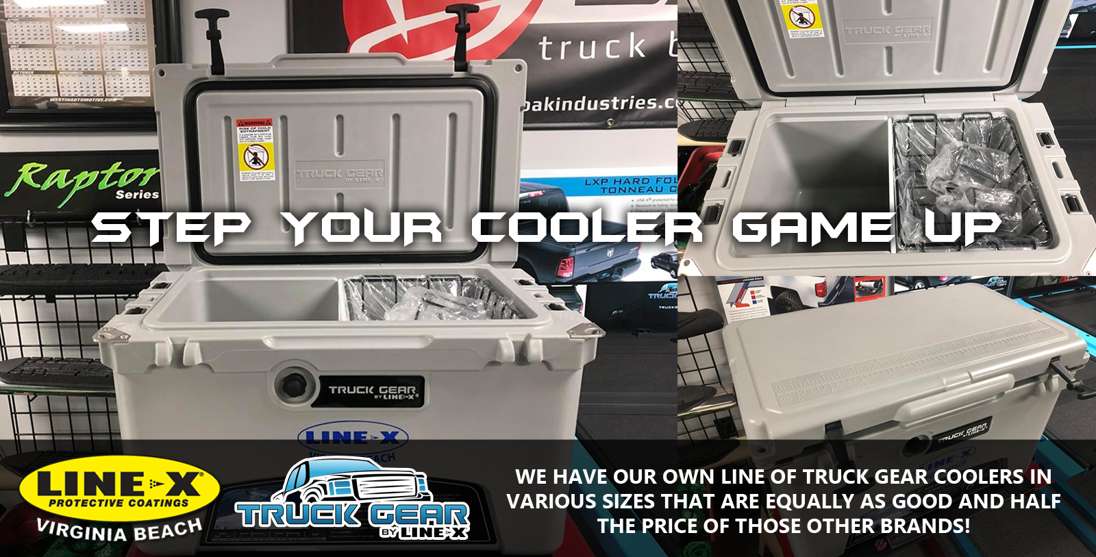 Summer is Upon Us and It's Time to Step Your Cooler Game Up!