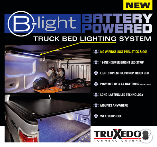 truck bed light