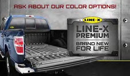 Ask About Our Color Options!