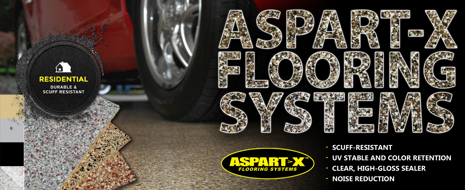 ASPART-X Flooring Systems