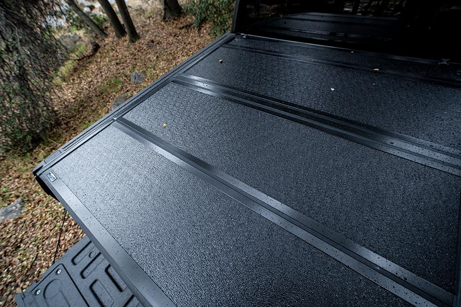 FRP Hard Folding Tonneau Covers