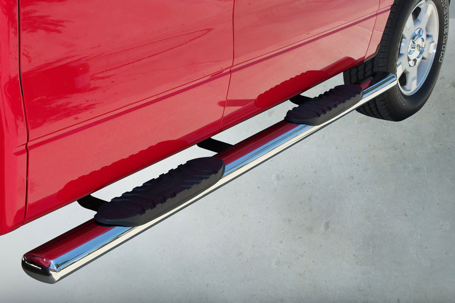 5-inch Oval Step Bars