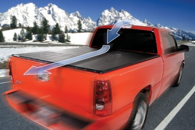 Tonneau covers save gas